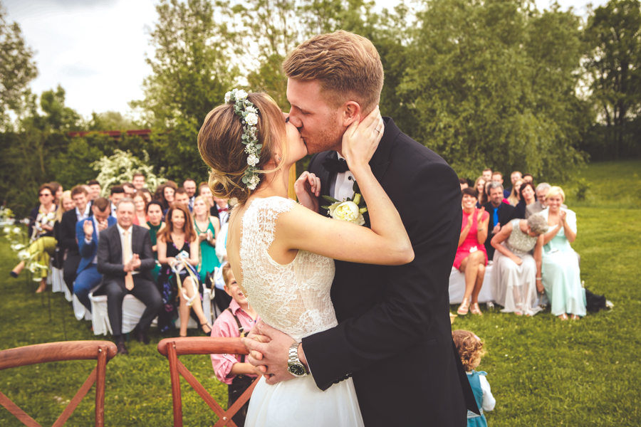 Der Hochzeitskuss